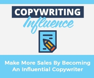 Copy Writing Influence - Ebook