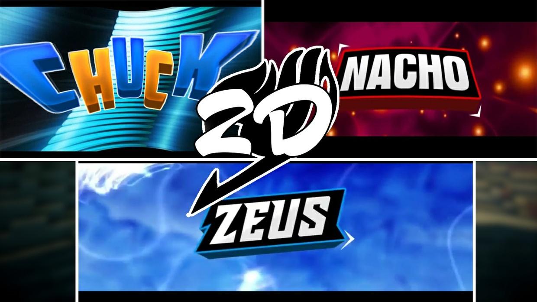 Intro 2D (Cartoon & Sync)