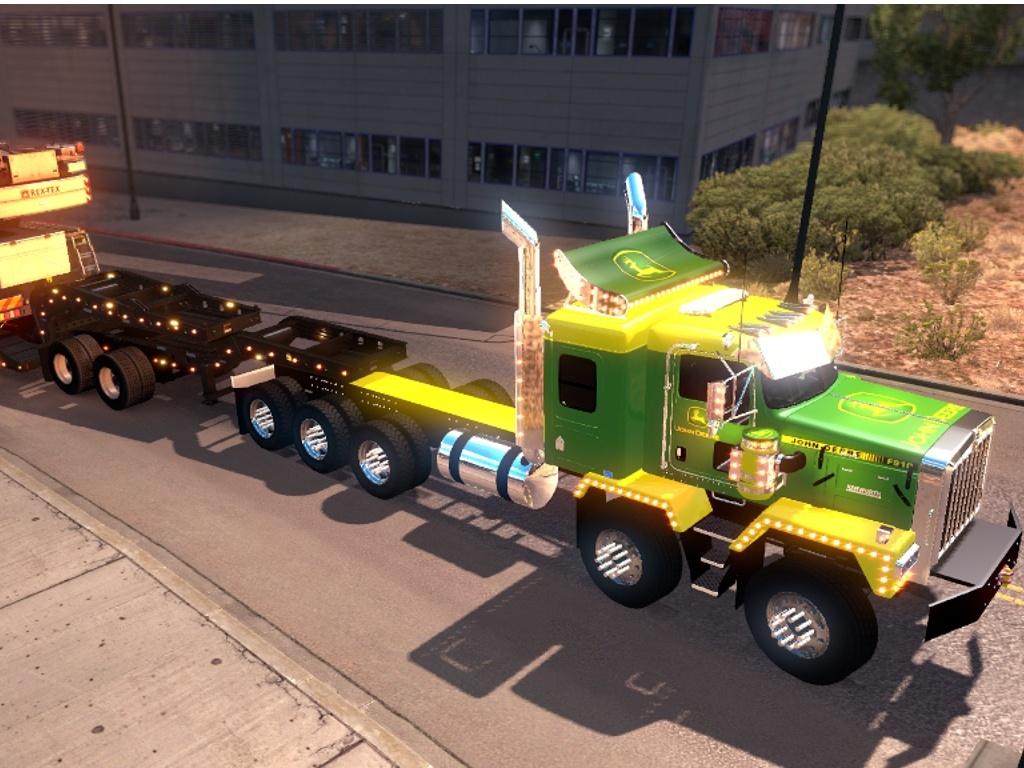 K Whopper C500 by JDM for Euro Truck Simulator 2