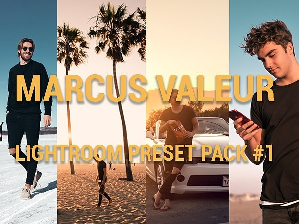 Marcus Valeur #1 Lightroom Presets