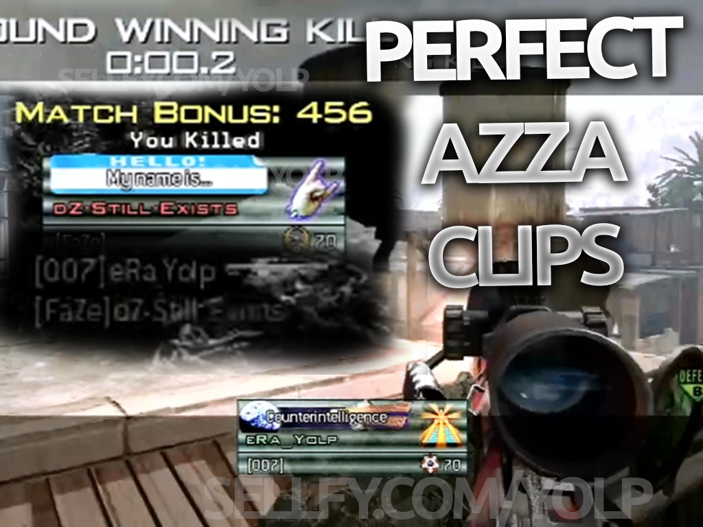 Perfect Azza Clips (PS3) (Bot named)