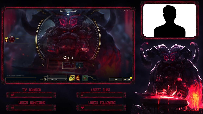 ORNN - CLIENT OVERLAY