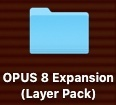OPUS 8 Expansion (Layer Pack)