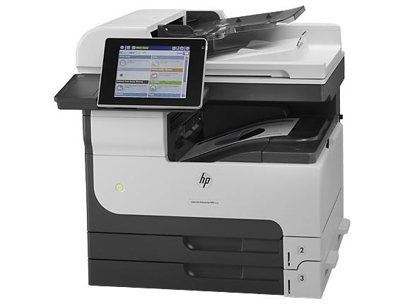 HP LaserJet Enterprise MFP M725 Service Repair Manual