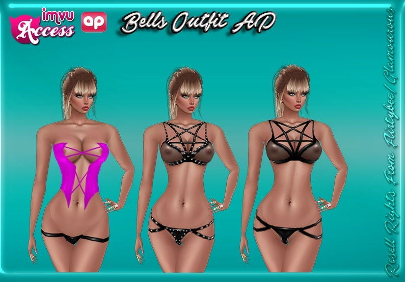 Bells AP Outfit's Catty Only!!!
