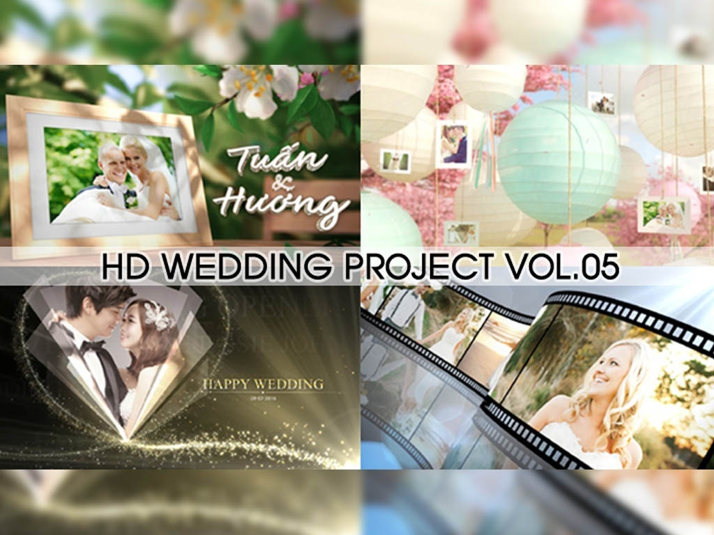 HD Project : Wedding Style Vol.05
