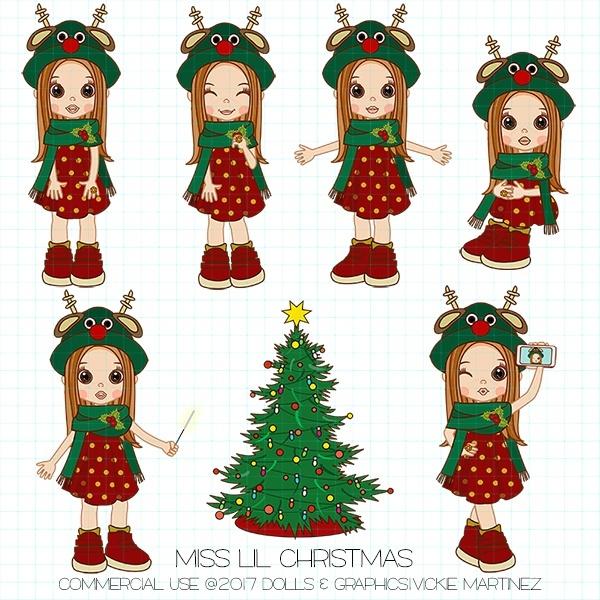 Miss Lil Christmas