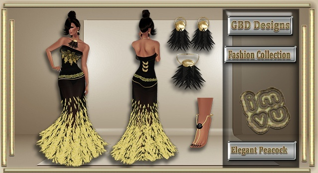 Elegant Peacock Collection CATALOG ONLY!!