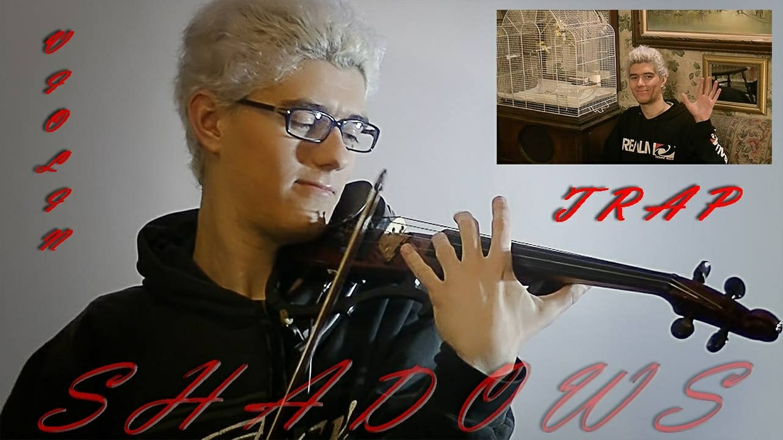"Violin Trap ""Shadows"" by Stepan Grytsay"