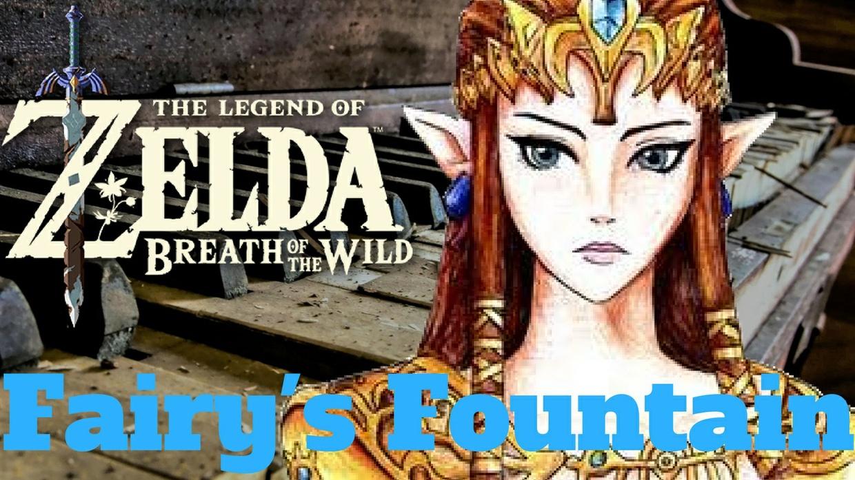 The legend of Zelda - Fairy's Fountain - Piano cover- Marco Tornatore