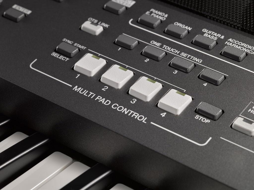 Compilation Styles  Français Clavier Yamaha Tyros, PSR et CVP