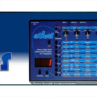 """DSI Evolver """"Are you Sequenced?"""" 128 presets COMING SOON"""