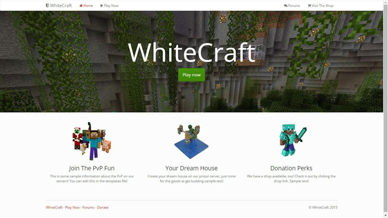 WhiteCraft