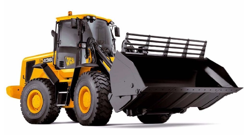 JCB 426 436 446 Wheeled Loader Service Repair Manual Download