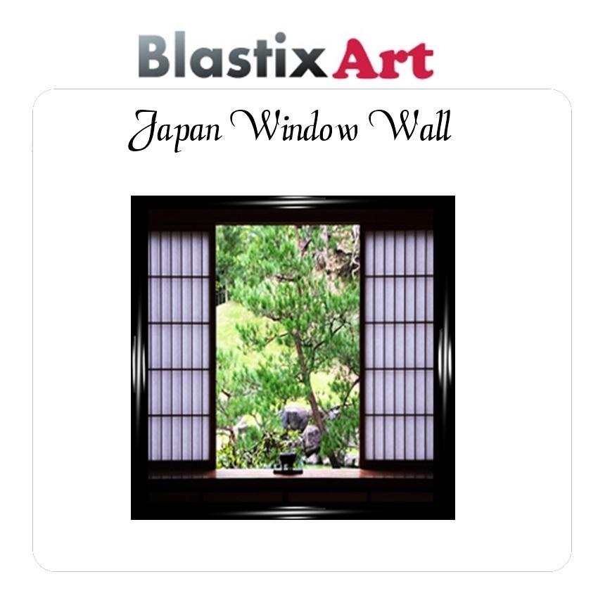 Japan Window wall