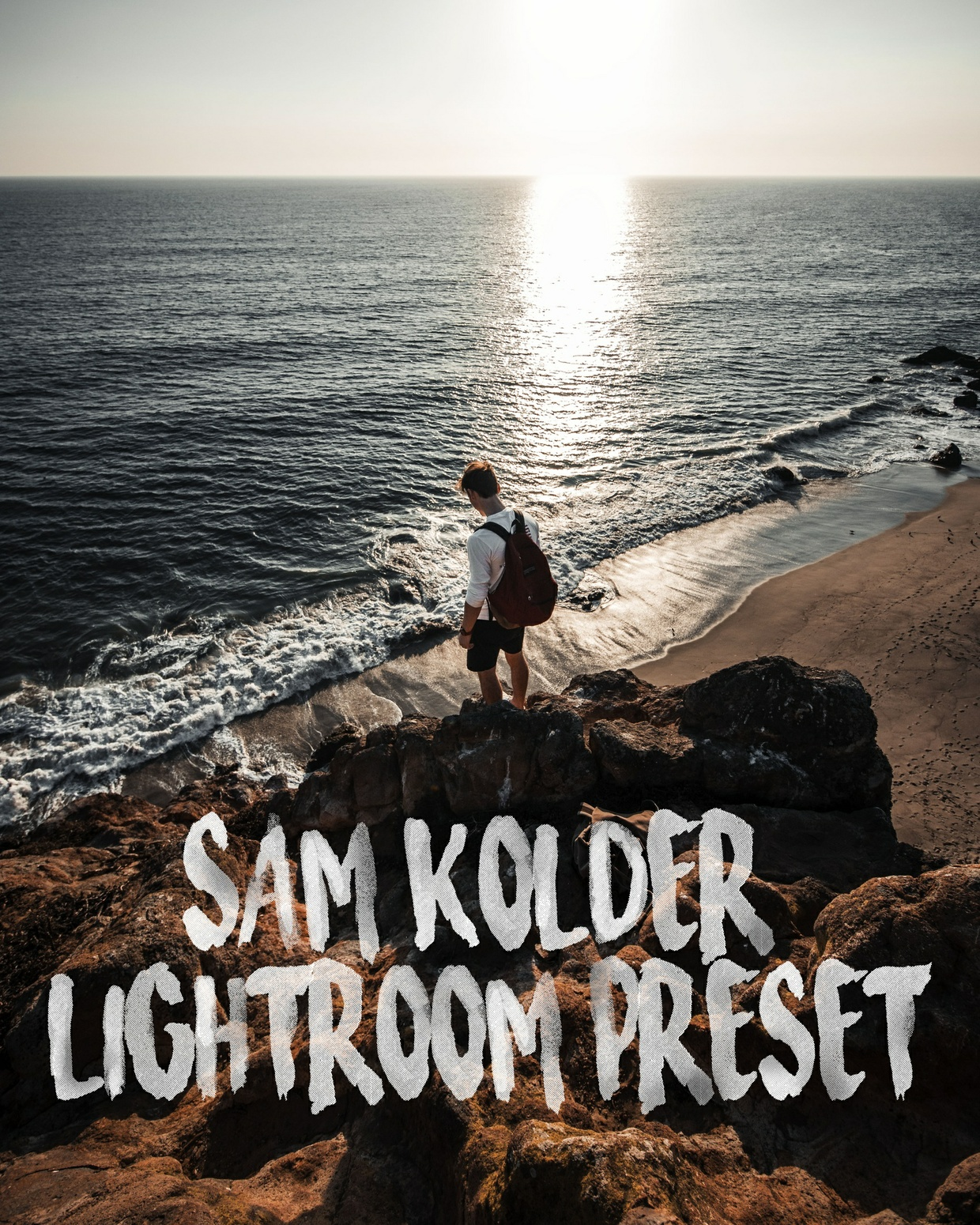 SAM KOLDER LIGHTROOM PRESETS