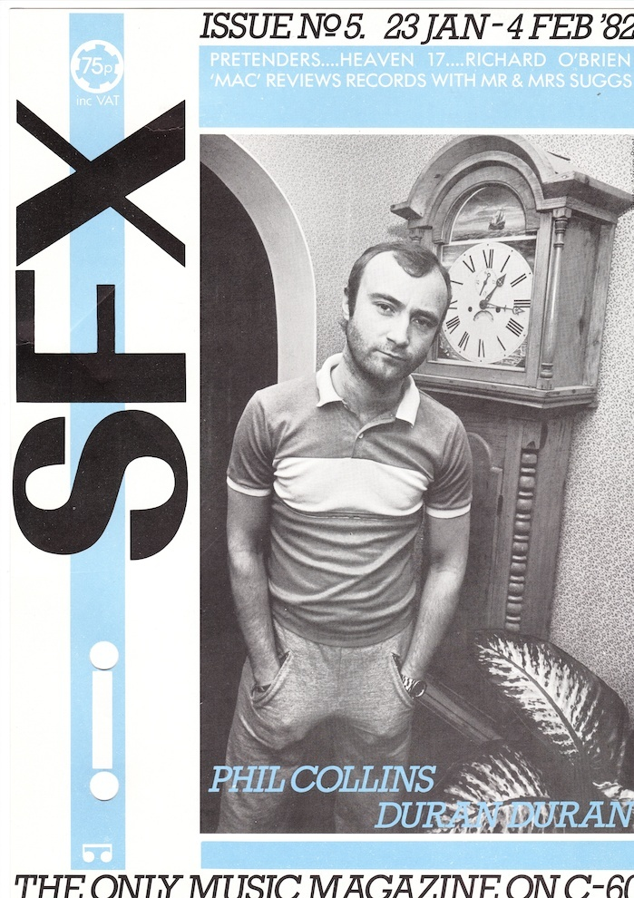 SFX AUDIO MAG 5 Side 2   Relive the 1980's