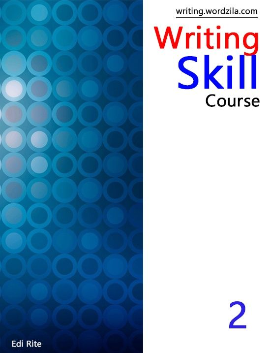 Writing Skill Grade 2