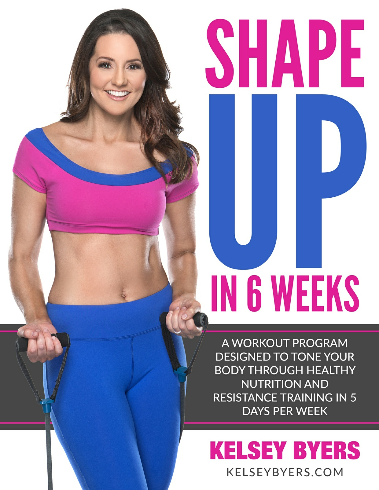 Shape Up in 6 Weeks - Plan only, not challenge