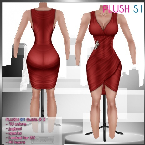 2014 Plush S1 Outfit # 3