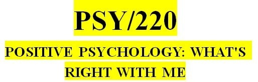 psy 220 week 9 capstone discussion question Gen 499 general education capstone, assignment, discussion, quiz best resources for homework and assignment help all tutorials are delivered via e-mail.