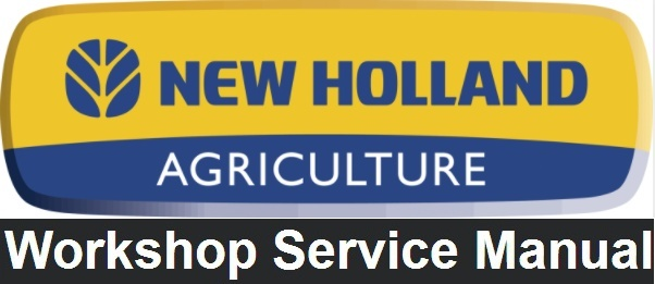 New Holland TD5.65 - TD5.75 - TD5.80 - TD5.90 - TD5.100 - TD5.110 Model Tractors Service Manual