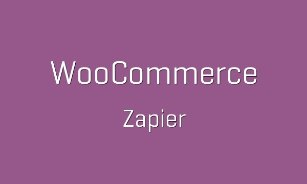 WooCommerce Zapier 1.6.9 Extension