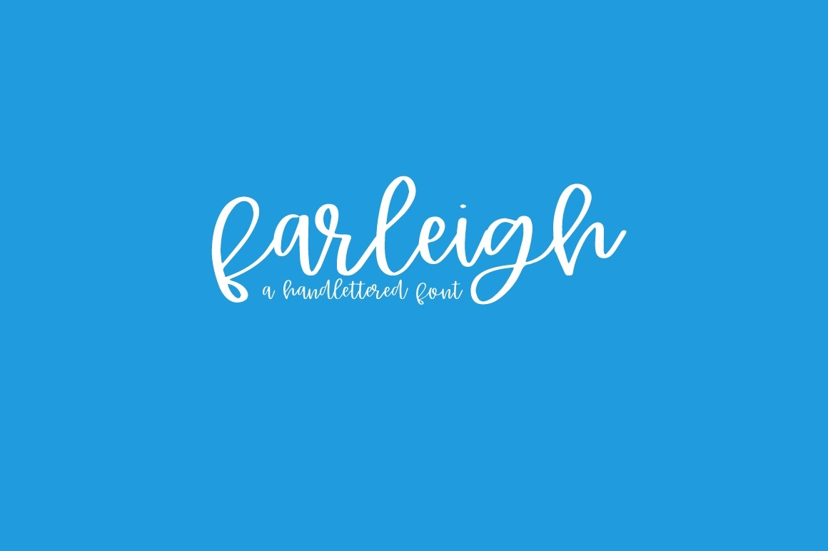 Farleigh - A PWYW Script
