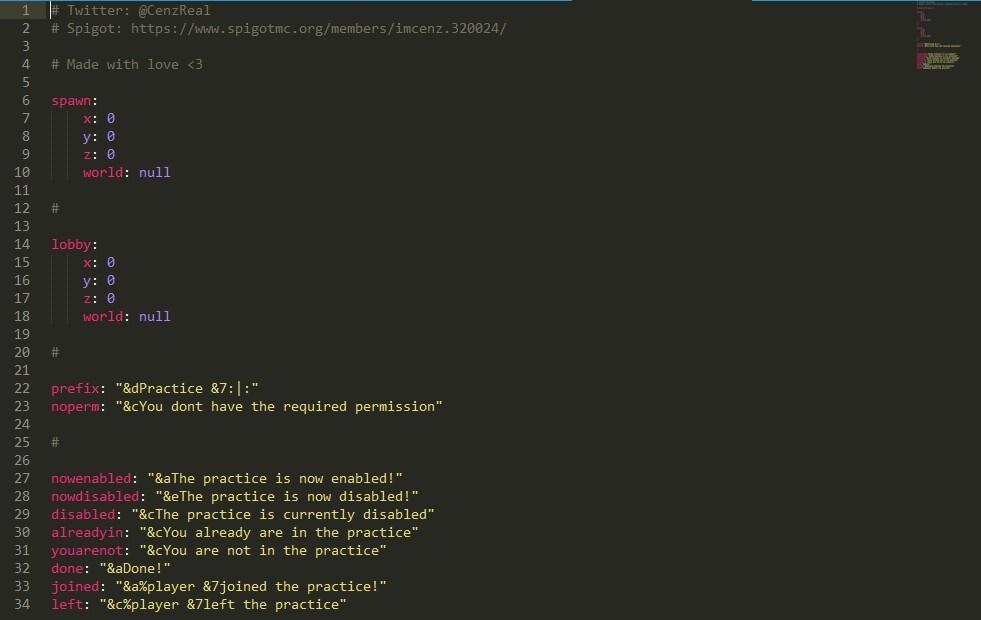 PRACTICE PLUGIN (UHC, 1.7-1.11)