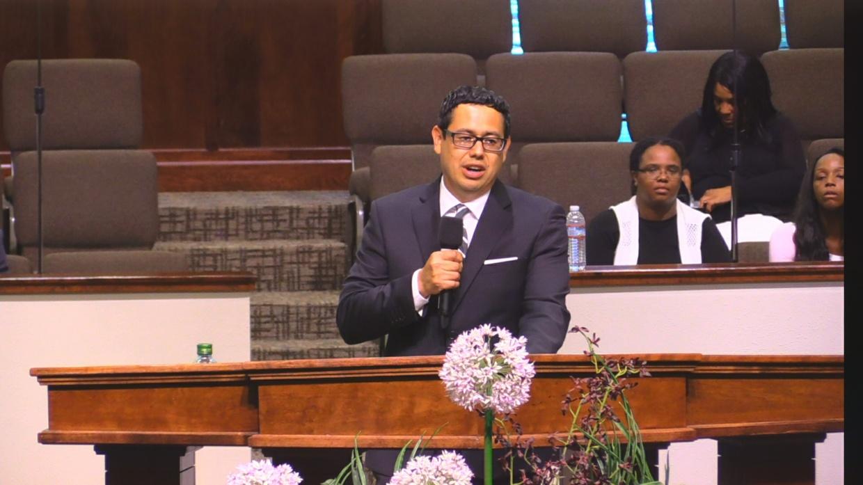 "Rev. Daniel Macias 08-06-17pm "" You Are Pre-Approved "" MP3"