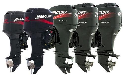 Mercury Mariner 40hp-50hp-55hp-60hp Outboards Factory Service Manual
