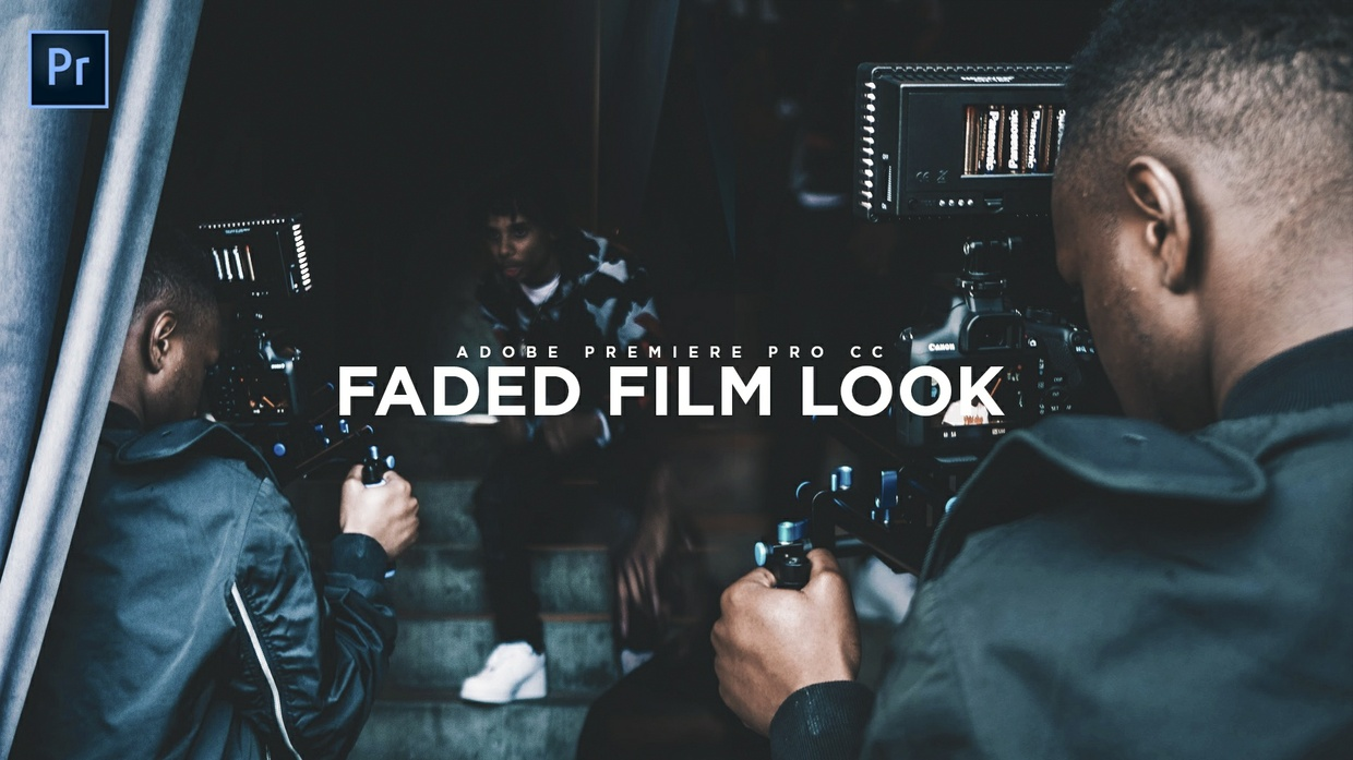"""FREE """"Faded Film Look"""" LUT"""