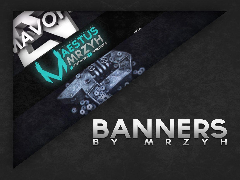 2D/3D Banner