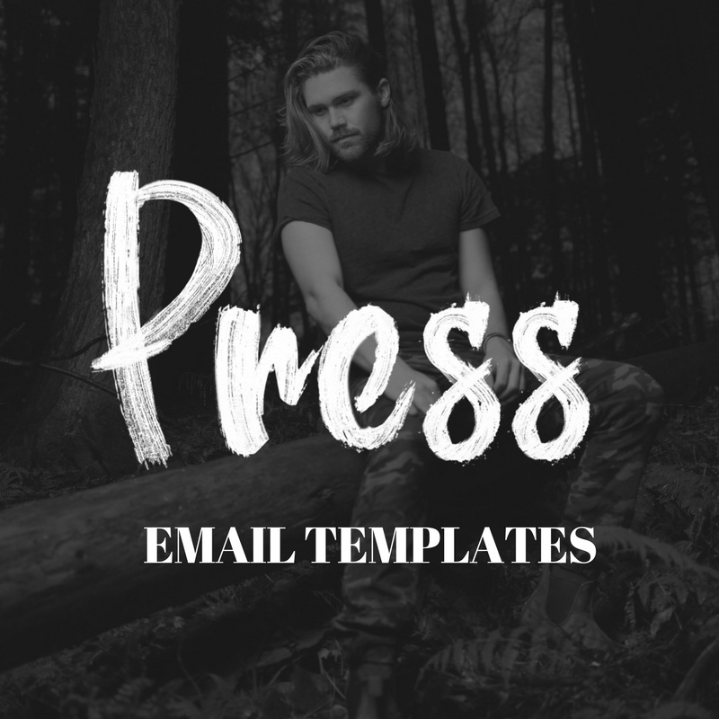 Press Email Templates