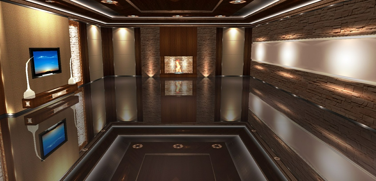Mesh [ living room modern ]
