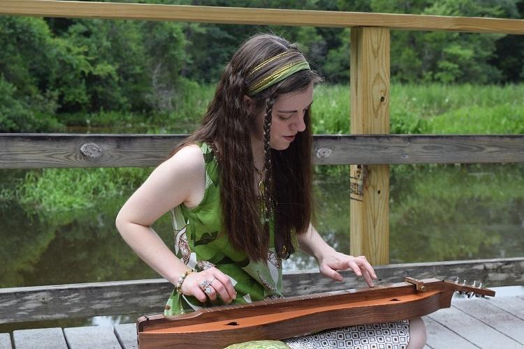 Wildflower Workshops for Mountain Dulcimer: Celtic Series