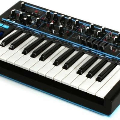 "Novation Bass Station 2 ""Future Retro"" 99 presets by Chronos"