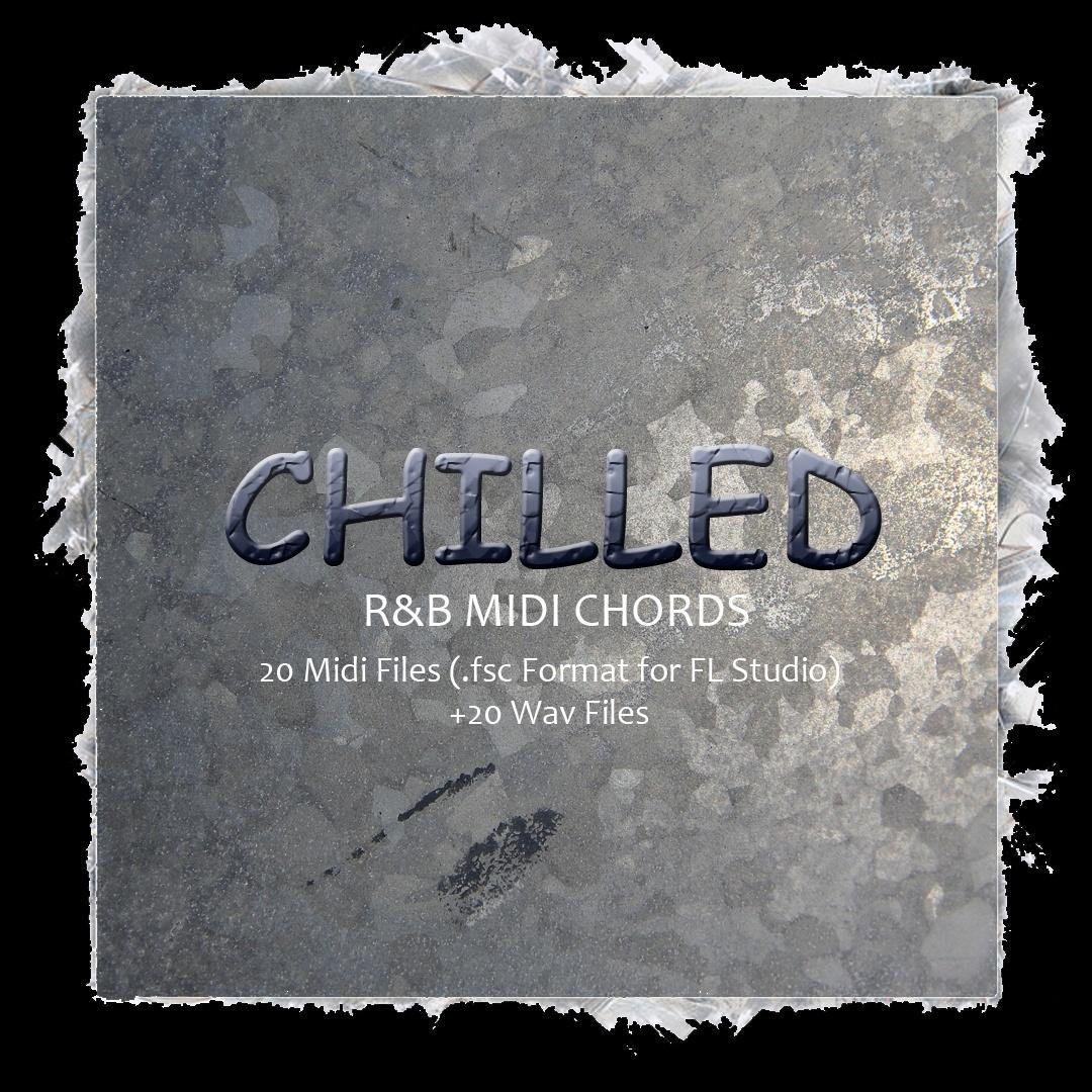 Chilled R&B Midi Chords