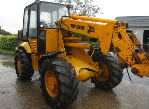 JCB TM200 TM270 TM300 Farm Master Loader Service Repair Manual Download
