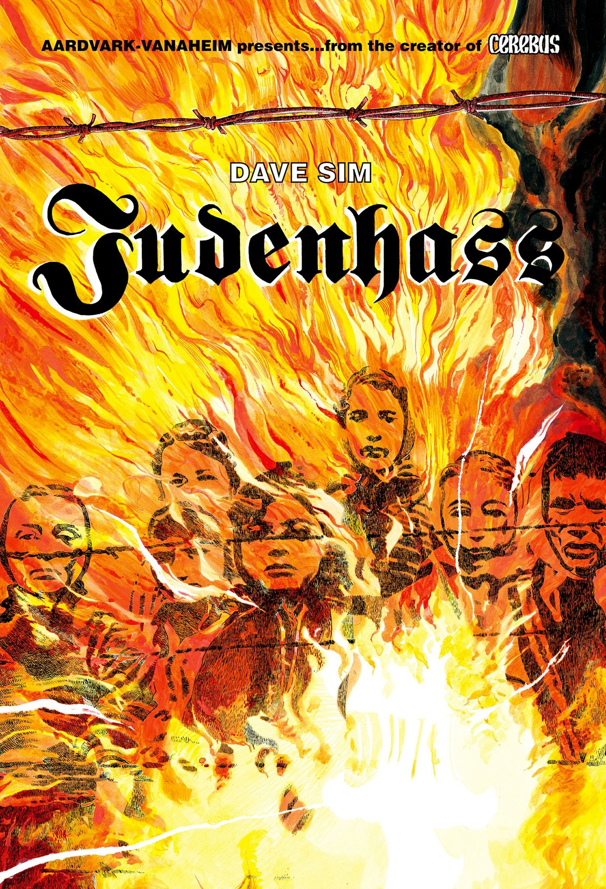 JUDENHASS by Dave Sim