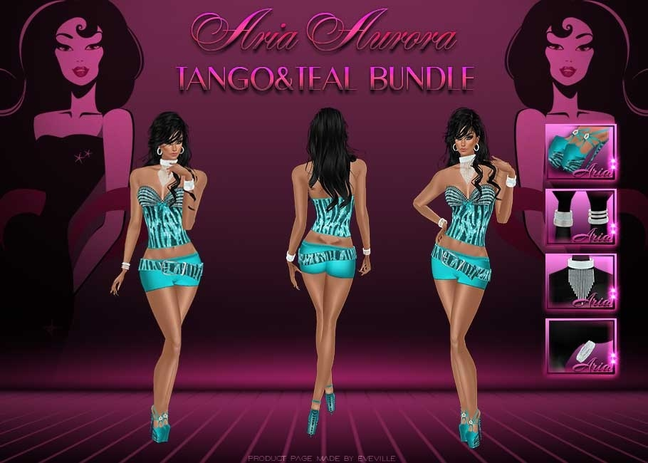 Tango&Teal Bundle 6Peace//No Resell!!!