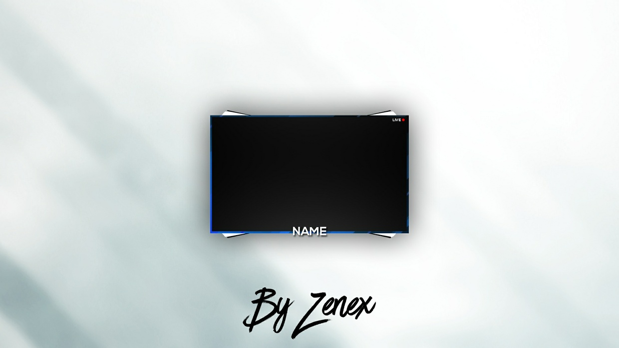Cam overlay for Twitch / YouTube