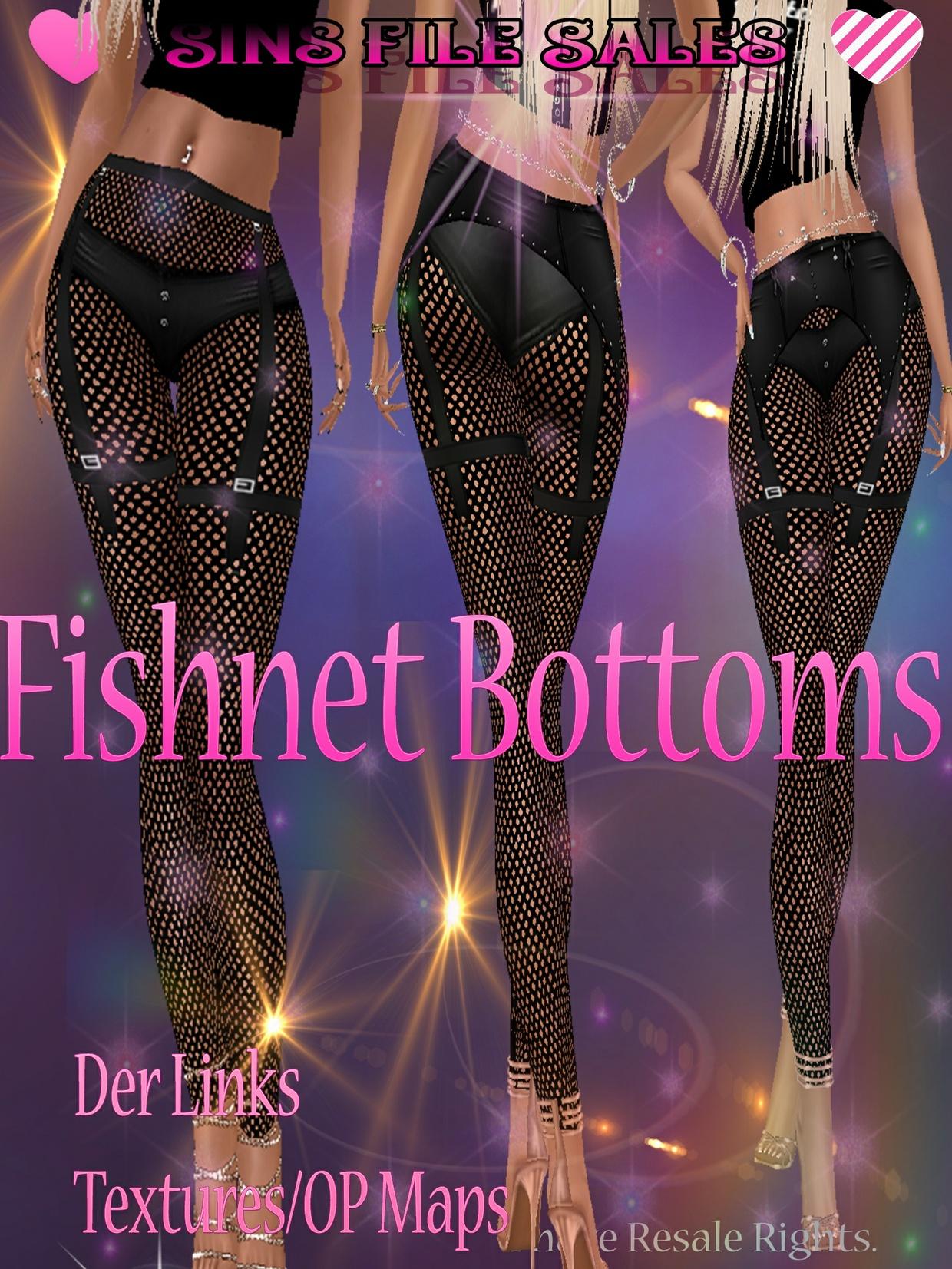 FishNet Bottoms