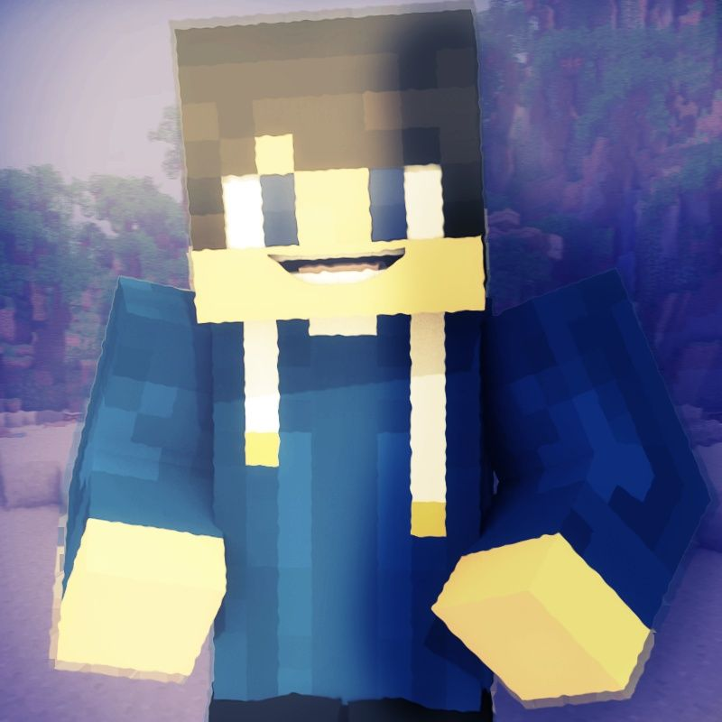 Youtube Avatar (Minecraft)   PlasmaArts - Sellfy.com