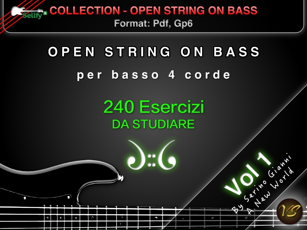 OPEN STRING ON BASS