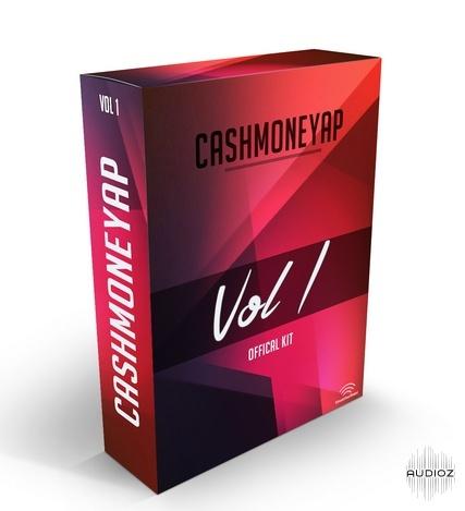CashMoneyAP - Official Drum Kit Vol. 1.