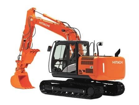 Hitachi Zaxis 110 125US 110M 135US 120 135UR 130 130LCN Excavator Service Repair Manual Download