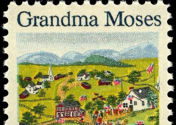 Grandma Moses: American Art History Project and Lesson