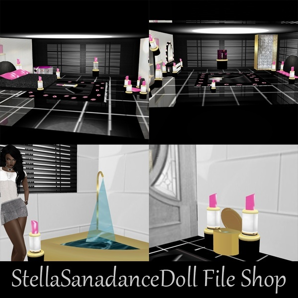 S139, Lips Room Mesh Bundle,WITH RESELLRIGHTS,