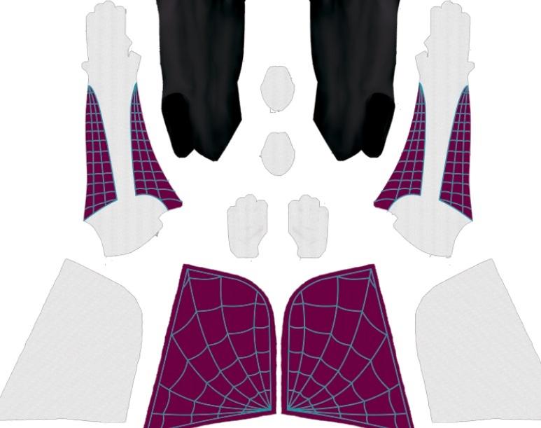 Spider-Gwen V2